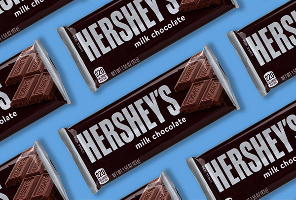Redesign of the Month: Hershey's Chocolate Bars