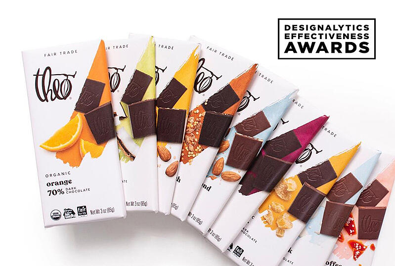 Theo Chocolate Launched One Sweet Redesign—Here's How
