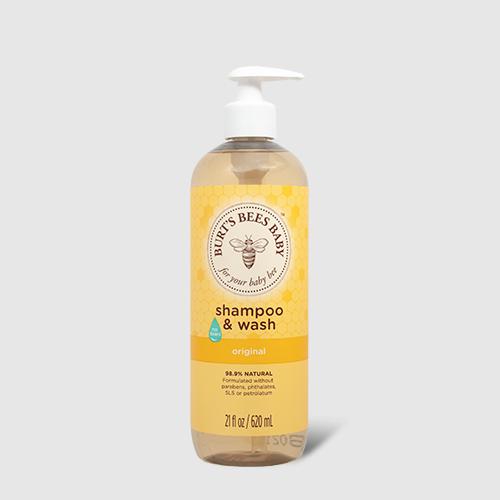 Baby Bee Shampoo & Wash