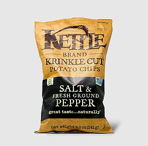 Kettle Brand Krinkle Cut