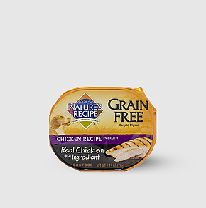 Nature's Recipe Grain Free
