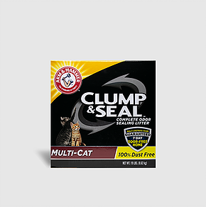 Arm & Hammer Clump & Seal
