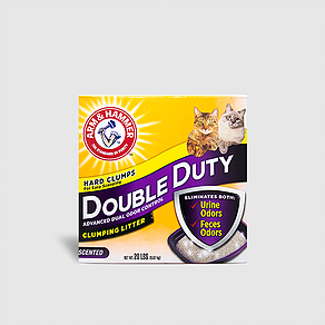 Arm & Hammer Double Duty