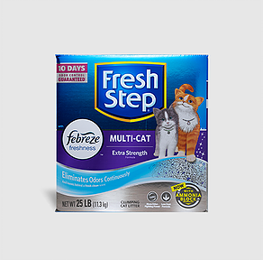 Fresh Step Multi-Cat