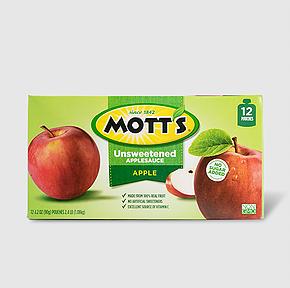 Mott's Unsweetened