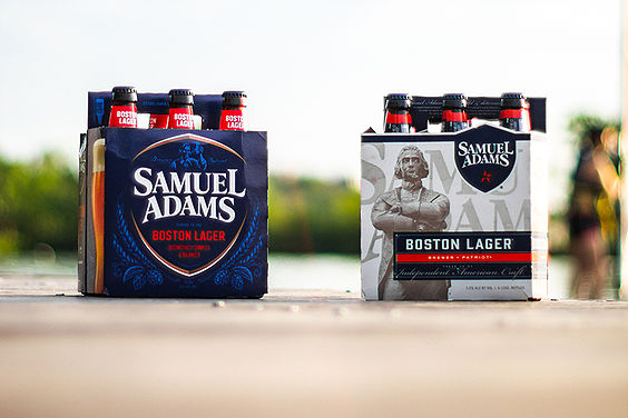 Is Samuel Adams'