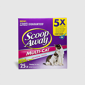 Scoop Away Multi-Cat