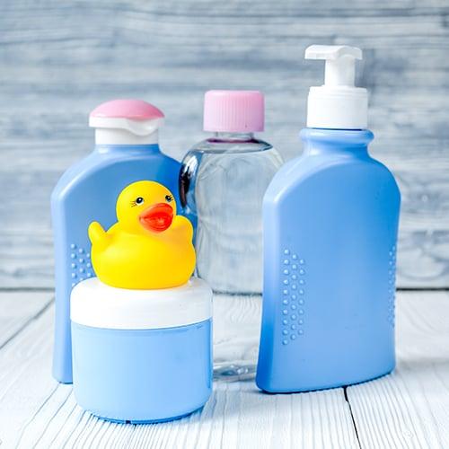 Baby Bath Care